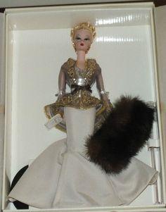 NRFB Capucine Silkstone Fashion Model Barbie Doll #Mattel #DollswithClothingAccessories