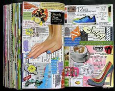 Graffiti Names Ideas – Great Pictures of Art Journals We Cannot ...