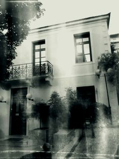 neoclassical buildings in patras #1