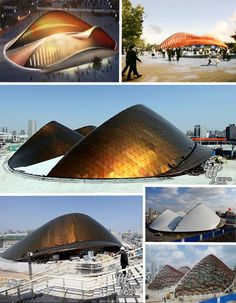 Shanghai Expo 2010: 15 Cutting-Edge Architectural Designs  The United Arab Emirates' Pavilion