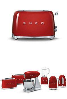 SMEG 토스트기, 믹서