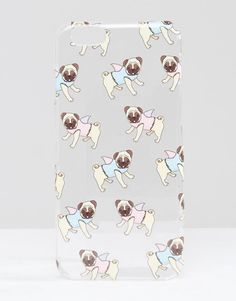 ASOS iPhone 6 And 6s Shark Pug Case