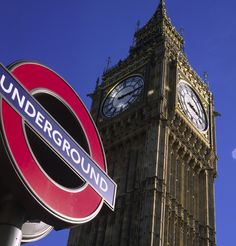LONDON - Westminster Tube Station