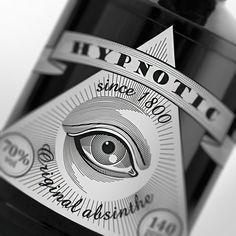Hypnotic by Sasha Ermolenko, via Behance