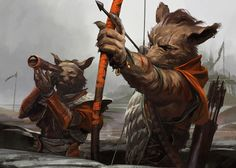 MtG Artist: Wesley Burt Art from Magic: the Gathering High Fantasy, Fantasy Races, Fantasy Warrior, Fantasy Rpg, Medieval Fantasy, Fantasy World, Dnd Characters, Fantasy Characters, Magic The Gathering