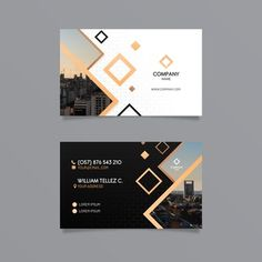 Create Business Cards, Professional Business Card Design, Luxury Business Cards, Minimalist Business Cards, Elegant Business Cards, Business Design, Corporate Design, Creative Business, Free Business Card Templates