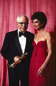 The 51st Annual Academy Awards - Audrey Hepburn, King Vidor