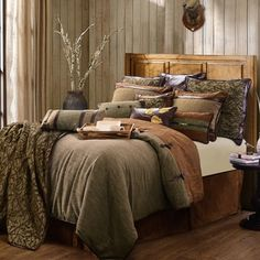 Shop for HiEnd Accents Highland Lodge Collection Brown 5-piece Comforter Set and more for everyday discount prices at Overstock.com - Your Online Fashion Bedding Store!