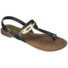 1d2815f8d874f Women s Mossimo® Avery Sandal - Assorted Colors   Target Love Her Style