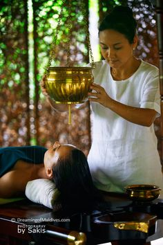 Photo Of The Day : Ayurvedic treatment at Six Senses Laamu Spa, Maldives