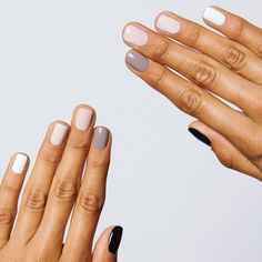 Semi-permanent varnish, false nails, patches: which manicure to choose? - My Nails Nails Polish, Best Nail Polish, Ongles Forts, Nail Art Designs, Gel Manicure Designs, Nagellack Trends, Strong Nails, Neutral Nails, Stylish Nails