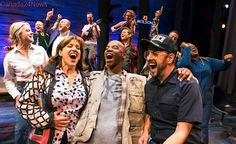 'Come From Away' wins 5 Outer Critics Circle Awards, including best musical