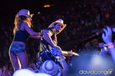Brad Paisley at The Gorge Amphitheatre. #Watershed #Festival #Country #Music