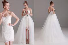 abiti da sposa trasformabili