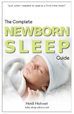 free e-book on newborn sleep