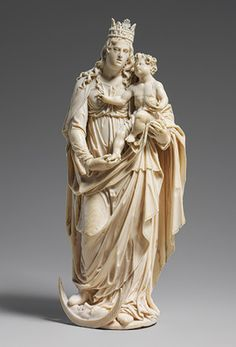 Virgin and Child [German or Netherlandish) (24.80.89a,b) | Heilbrunn Timeline of Art History | The Metropolitan Museum of Art