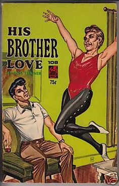 FABULOUS!    Eugene Bilbrew | Vintage Sleaze Book Covers | Revel in New York
