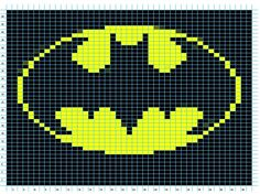 Hello,Here is a few things I found for batman crochet items:Holy Potholders, Batman!! - CROCHET