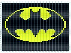 Crafty Adventures: The Batman Blanket