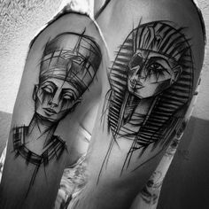 Egyptian tattoo designs, like many other tattoos inspired from mythologies or ancient cultures, have grown in popularity and represent an excellent exploration of Egyptian art. Baby Tattoos, Mini Tattoos, New Tattoos, Script Tattoos, Arabic Tattoos, Bodysuit Tattoos, Dragon Tattoos, Flower Tattoos, Black Tattoo Art