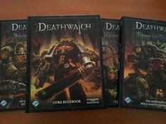 Deathwatch. My last adquisition