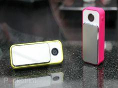 Sony dévoile un concept d'APN ultra-portable pour enregistrer sa vie