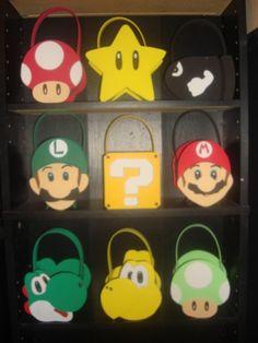 Sorpresas  De Mario bros Para mi cumple