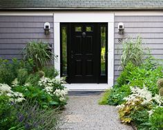Gravel Path Design, Pictures, Remodel, Decor and Ideas - page 5