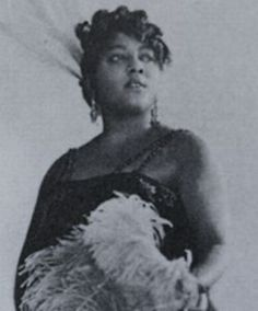 "Actress and performing artist Mamie Smith made music history in 1920 when she stepped into a studio to lay down ""Crazy Blues,"" considered by industry scholars to be the very first blues recording. Smith was a glamorous and multi-talented entertainer, performing on stage and in film. Her pioneering musical career paved the way for more successful female blues and jazz artists like ""Ma"" Rainey, Bessie Smith (no relation), and Billie Holiday."