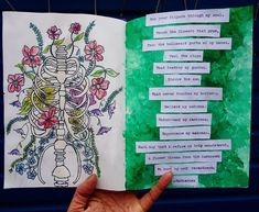 A journal entry that shows my #eatingdisorder journal and the everyday struggle of #mentalhealth