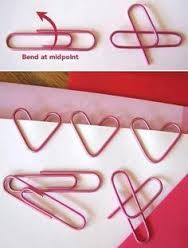 DIY Planner clips - Google Search