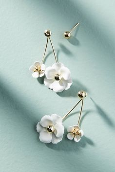 Adelaide Front-Back Earrings #ad #AnthroFave #AnthroRegistry Anthropologie