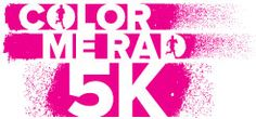 Color Me Rad is coming to a town near you with a tsunami of color that'll make colored tears of joy run down your cheeks and will renew your will to live. If you are by San Jose/ Santa Clara, CA sign up to participate on 5/5/14
