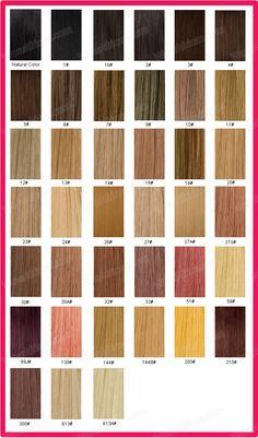 Color Chart Brazilian Virgin Hair Weave ,Clip In Hair Extensions hair color chart - Hair Color Pre Bonded Hair Extensions, Colored Hair Extensions, Clip In Hair Extensions, Xpression Hair, 360 Frontal Wig, Color Del Pelo, Yaki Hair, Pastel Hair, Free Hair