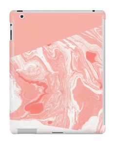 Our Pink and White Swirly Marble Pattern iPad Case is available online now for just £9.99.    Check out our super cute Pink and White Swirly Marble Pattern iPad case, available for iPad, iPad Mini & iPad Air    Material: Plastic, Production Method: Printed, Weight: 28g, Thickness: 12mm, Colour Sides: Clear, Compatible With: iPad 2 | iPad 3 | iPad 4 | iPad Air | iPad Mini | iPad Mini 2, Features: Slim fitting one-piece clip-on case that allows full access to all device ports. This iPad case i
