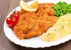 Wiener Schnitzel, Finger Foods, Meat, Chicken, Cooking, Ethnic Recipes, Linzer Torte, Sherman Oaks, Products