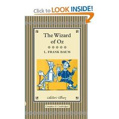 The Wizard of Oz (Collectors Library) by L. Frank Baum