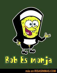 Bob es monja | Risa Sin Más