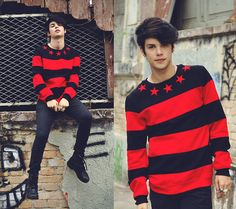 No More Runnin (by Vini Uehara) http://lookbook.nu/look/4522203-No-More-Runnin