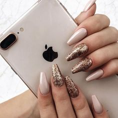 When you want the nails and the phone at the same time