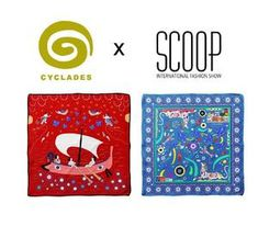 CYCLADES & SCOOP LFW 18 Fashion Accessories, Kids Rugs, Blog, Kid Friendly Rugs, Blogging, Nursery Rugs