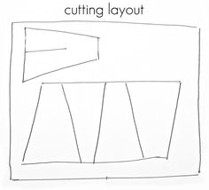Study the cutting layout to become familiar with the best way to draft your pattern. Directional prints will need extra fabric as all the panels will have to fall in the same direction. Kids Tents, Teepee Kids, Play Tents, Backyard For Kids, Diy For Kids, Diy Teepee Tent, Tent Fabric, Waterproof Tent, Tejidos