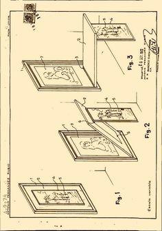 Cuadro transformable en mesa, caracterizado por comprender un marco que se fija sólidamente a la pared y sobre el cual van montados formando un conjunto decorativo dos tableros, uno que constituye el tablero de la mesa y otro que constituye…