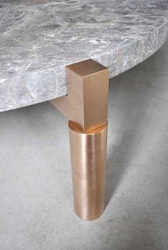 Tube Table by Michael Verheyden