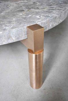 Tube Table by Michael Verheyden