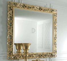 #mirror #design #interior #interiordesign #decoration #decor зеркало навесное DV Home Superbia, Superbia M_3