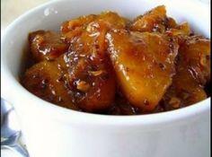 Receitas fáceis: Chutney de Abacaxi