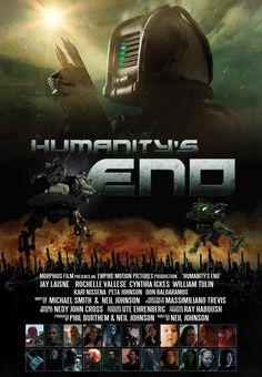 Humanity's End poster 2008