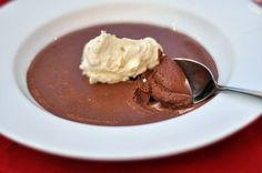 Recipe: Chocolate Mousse with Olive Oil and Sea Salt | The Kitchn