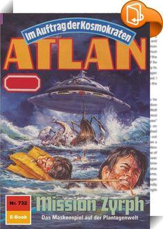 Atlan 732: Mission Zyrph (Heftroman)    :  Auf Terra schreibt man die Jahreswende 3818/19, als der Arkonide eine plötzliche Ortsversetzung erlebt. Atlans neue Umgebung ist die Galaxis Manam-Turu. Das Fahrzeug, das dem Arkoniden die Möglichkeit der Fortbewegung im All bietet, ist die STERNSCHNUPPE. Und der neue Begleiter des Arkoniden ist Chipol, der junge Daila. In den sieben Monaten, die inzwischen verstrichen sind, haben die beiden schon manche Gefahr bestanden - immer auf der Spur j...